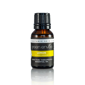 LEMON PURE ESSENTIAL OIL 15ML 有機檸檬精油