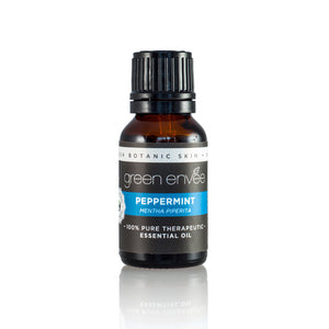 PEPPERMINT PURE ESSENTIAL OIL 15ML 有機薄荷精油