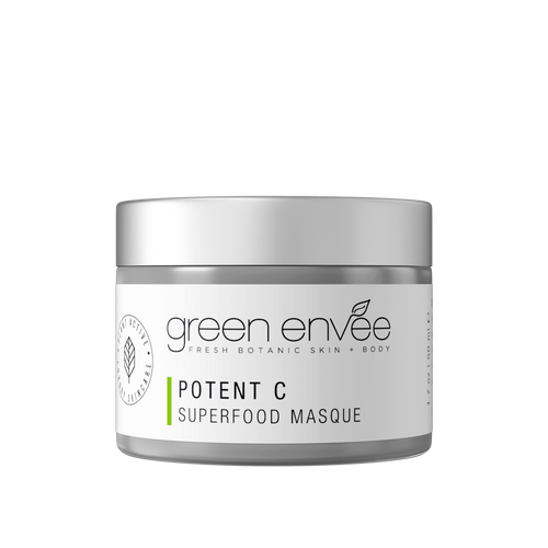 10 POTENT C SUPERFOOD MASQUE 超級抗氧草本面膜 (50ML)