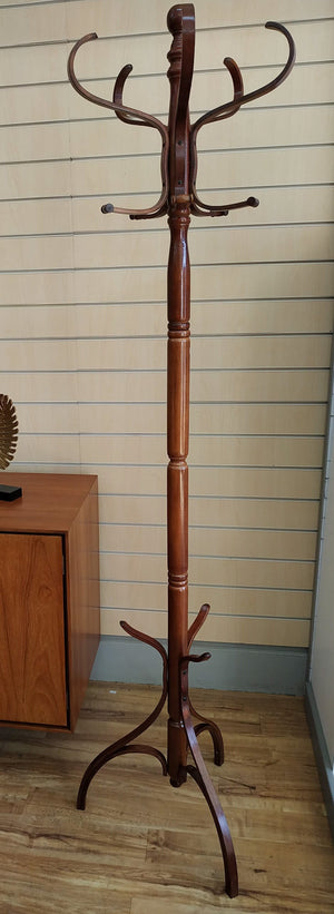 Vintage Bentwood Hall | Coat | Hat Stand Antique