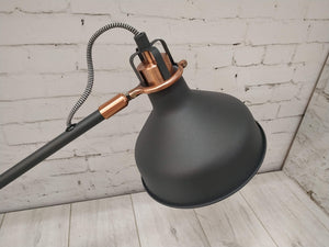 Retro Vintage Style Desk Lamp Office Metal Industrial Lamp Black Copper NEW