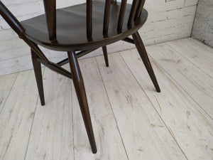 Ercol Quaker Windsor Arm Chair Vintage