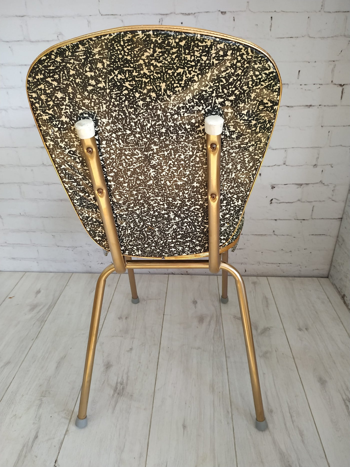 Vintage Formica Kitchen Table 4 Chairs Marble Effect 1950 S Retronovia