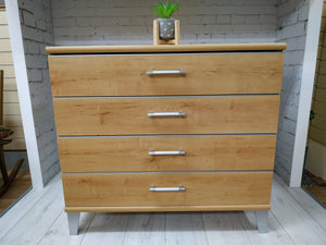 Vintage Gautier Large Bedroom Chest of Drawers Mid century Retro RARE