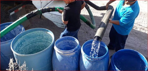 JANE & CLAY CO. Baja Water Project  to Access Clean Water in Mexico