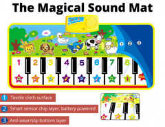 The Magical Sound Mat
