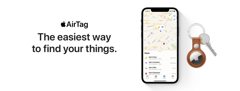 Apple AirTags now available!