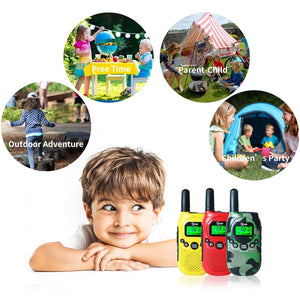 Best outdoor kid's walkie talkie