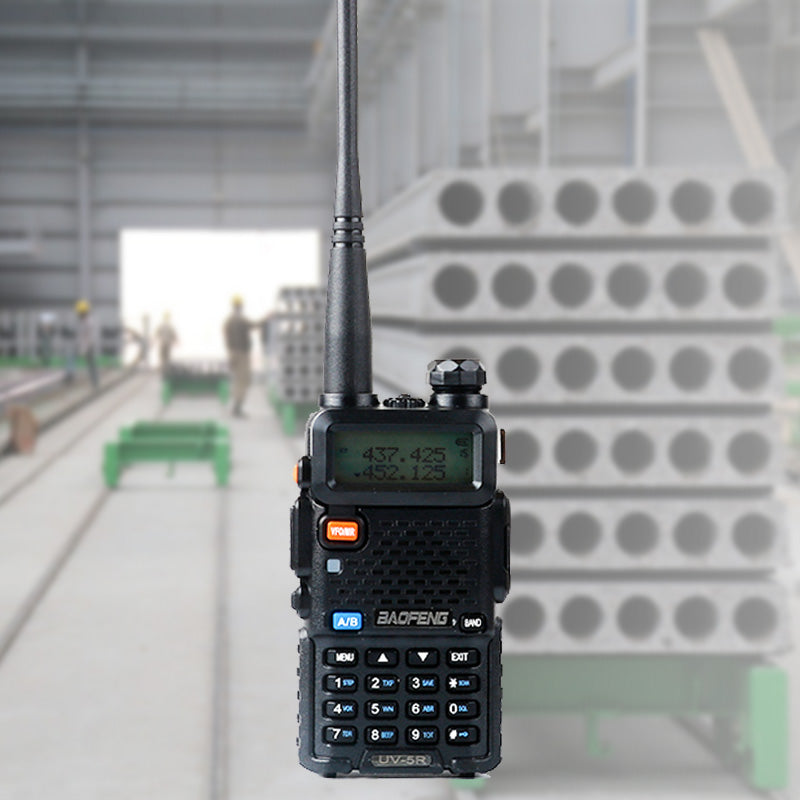 TID two-way radio warehouse communication solutions