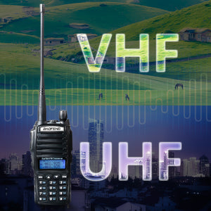 UHF or VHF : Which Is Right For You?