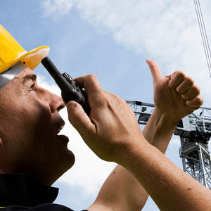 Two Way Radios or PoC Radio for Security