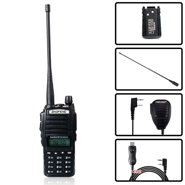 BAOFENG UV-82 8W HIGH POWER RADIO
