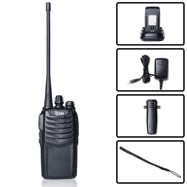 TID TD-V30D DMR Digital Encrypted Radio