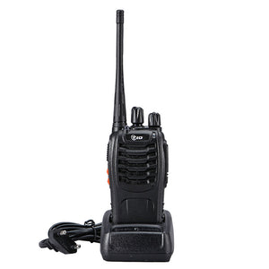 2 way radio UHF FRS VOX long range 2-way radio walkie talkies