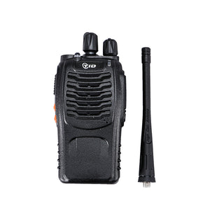 Licences free 2way radios for tdv2