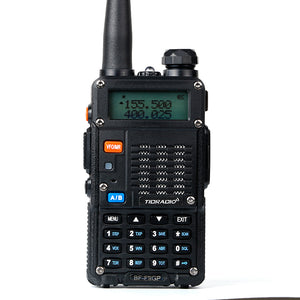 TIDRADIO TD-F9GP 8W Dual Band Two Way Radio