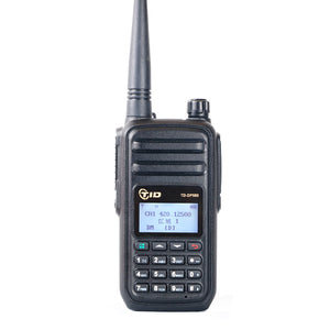 TD-DP580 Analog / Digital Amateur Radio