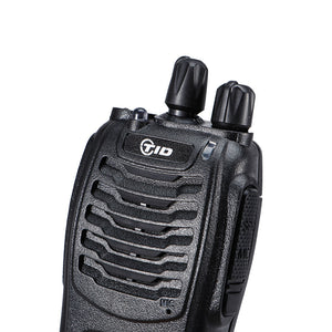 TID TD-V2 UHF Radio Bundle ( 4PCS )
