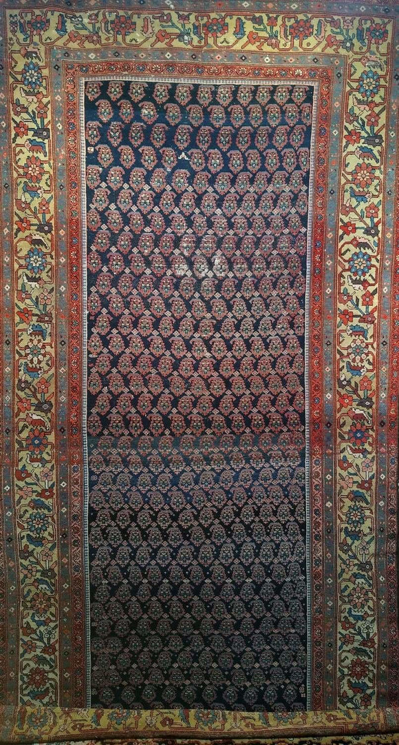 Gallery Size Rugs (5X10 To 7X20)