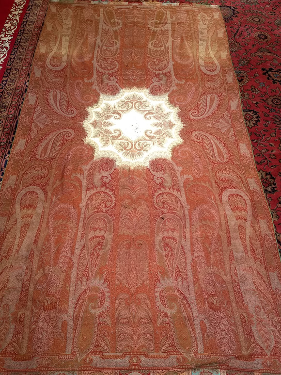 Antique Kashmiri Shawl