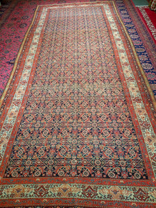 Antique Farahan Gallery Rug