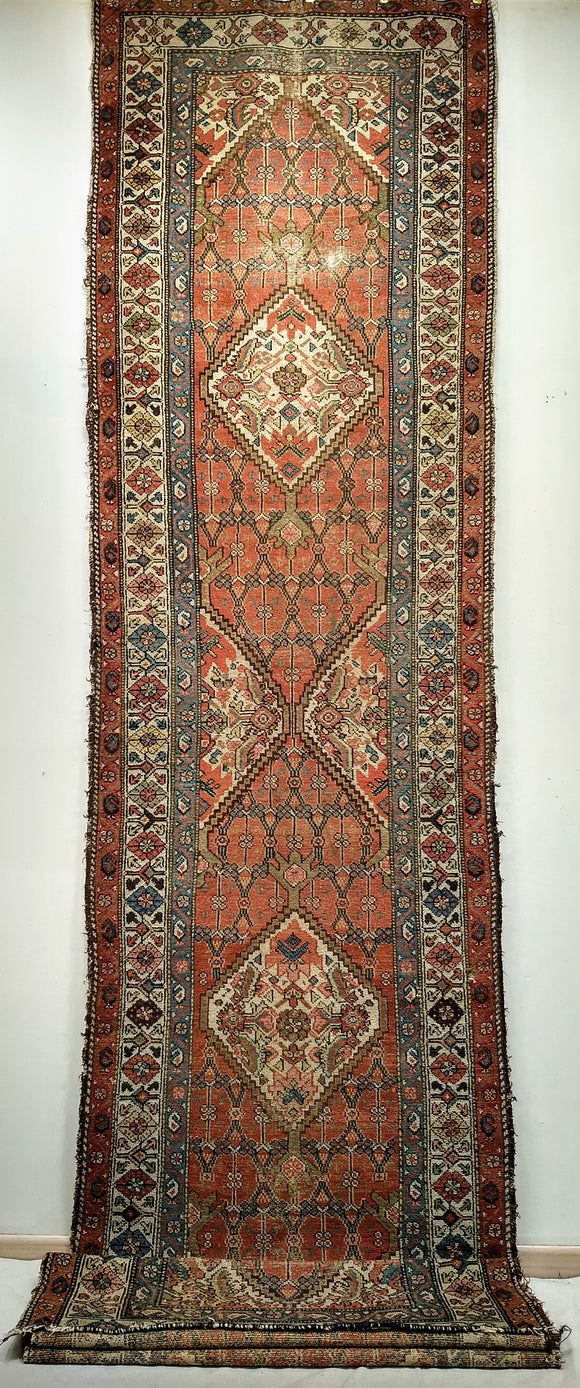 Antique Persian Malayer Runner