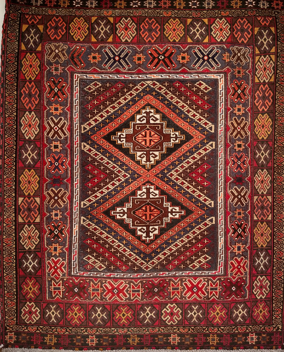 Baluch Tribal Rug