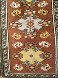 Turkish Melas Prayer Rug