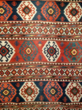 Antique Caucasian Kazak Rug