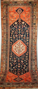 Antique Malayer Gallery Rug