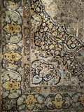 Silk Qum - Barrington Fine Rug Gallery
