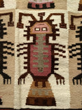 South American Pictorial Rug - Barrington Fine Rug Gallery