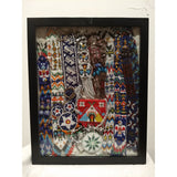 American Indian Beaded Artwork Collection - Americana Navajo Textiles - 3rd Quarter of the1900s Southwest US