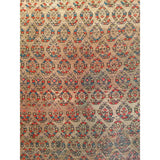 Bidjar Camelhair - Gallery Size Rugs (5x10 to 10x25) Room Size Rugs (6x9 to 10x14) - 1st Quarter of the 1900s Persia