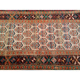 Bidjar - Runners (2x6 to 5x26) - 4th Quarter 19th Century Persia