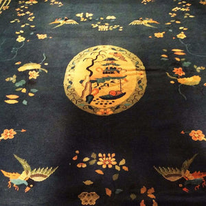 Chinese Art Deco - Barrington Fine Rug Gallery