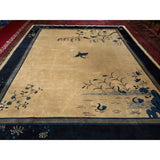 Chinese Art Deco - Room Size Rugs (6x9 to 10x14) - Early 20th Century China