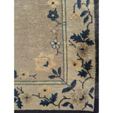 Chinese Peking - Scatter Size Rugs (2x3 to 5x8) - 4th Quarter of the 1800s China