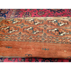 Floor Cushion - Pillows - 4th Quarter of 1800s Central Asia