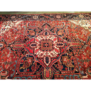 Heriz Karajeh - Room Size Rugs (6x9 to 10x14) - 1st Quarter of 20th Century Persia