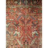 Heriz - Room Size Rugs (6x9 to 10x14) - 1st Quarter of the 1900s Persia