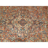 Kashan - Room Size Rugs (6x9 to 10x14) - 1st Quarter of 20th Century Persia