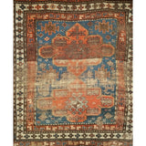 Kazak - Caucasian Scatter Size Rugs (2x3 to 5x8) - 4th Quarter of the 1800s Caucasus
