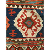 Kazak Kilim - Barrington Fine Rug Gallery