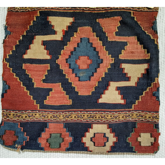 Kilim Pillow - Pillows - 2nd Quarter of 1900s Persia