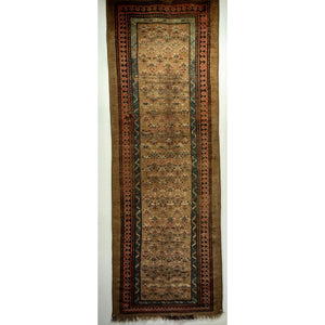 Kurdish Camelhair - Runners (2x6 to 5x26) - 4th Quarter of the 1800s Persia
