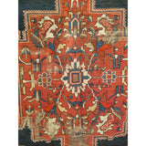 Kurdish - Gallery Size Rugs (5x10 to 10x25) - 3rd quarter 1800s Persia