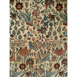 Bakhtiari Pictorial Rug - Barrington Fine Rug Gallery