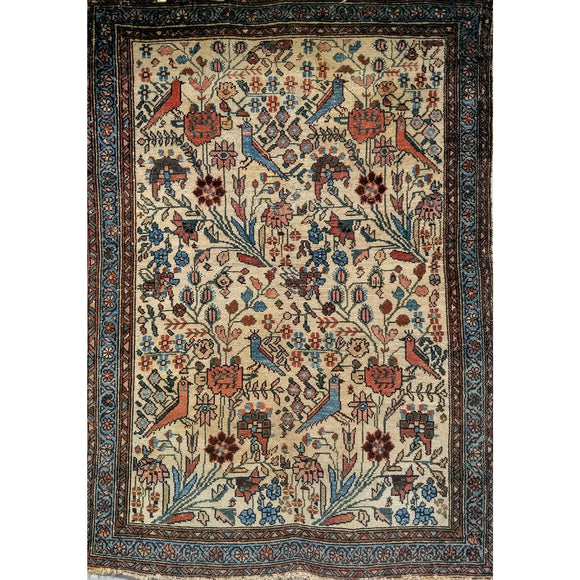 Bakhtiari Tribal - Barrington Fine Rug Gallery