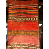 Moroccan Runner - Kilims Runners (2x6 to 5x26) - Mid 20th Century Morocco